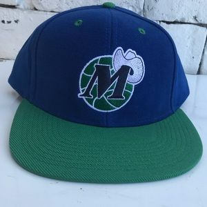 Dallas Mavericks Adidas Hardwood Classics Hat